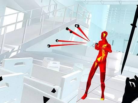 Animation Réalité Virtuelle Jeu d'action