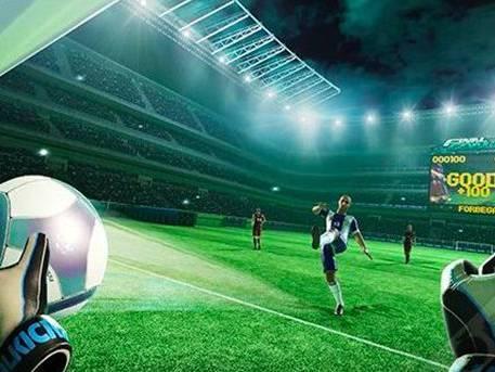 Animation Réalité Virtuelle Sport