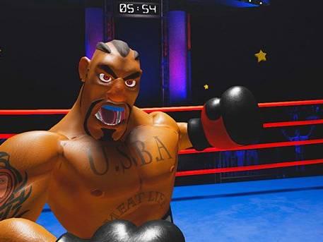 Animation VR jeux de combat