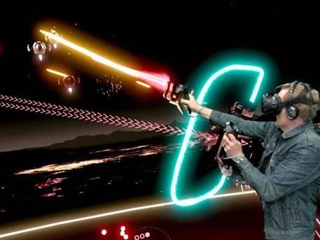 Animation VR jeu de tir FPS