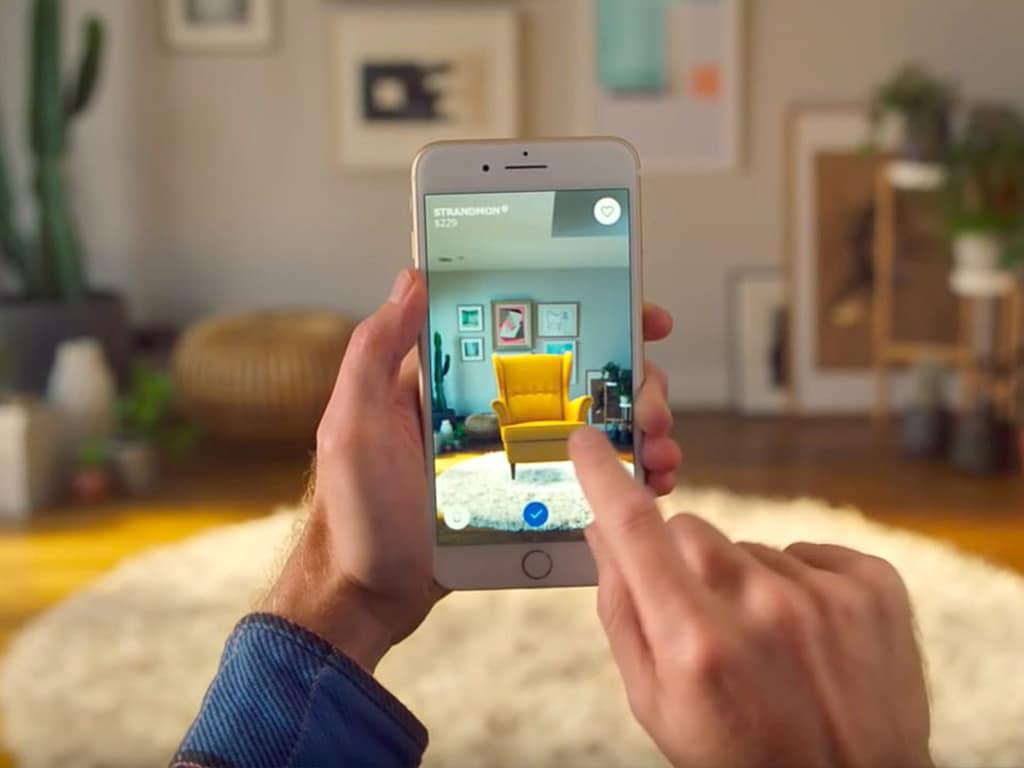 Application mobile réalité augmentée