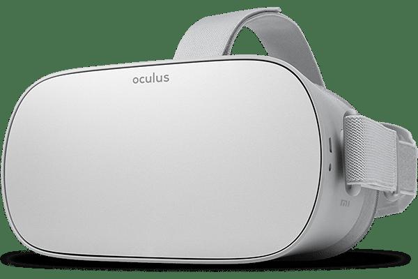 louer casque VR oculus Go