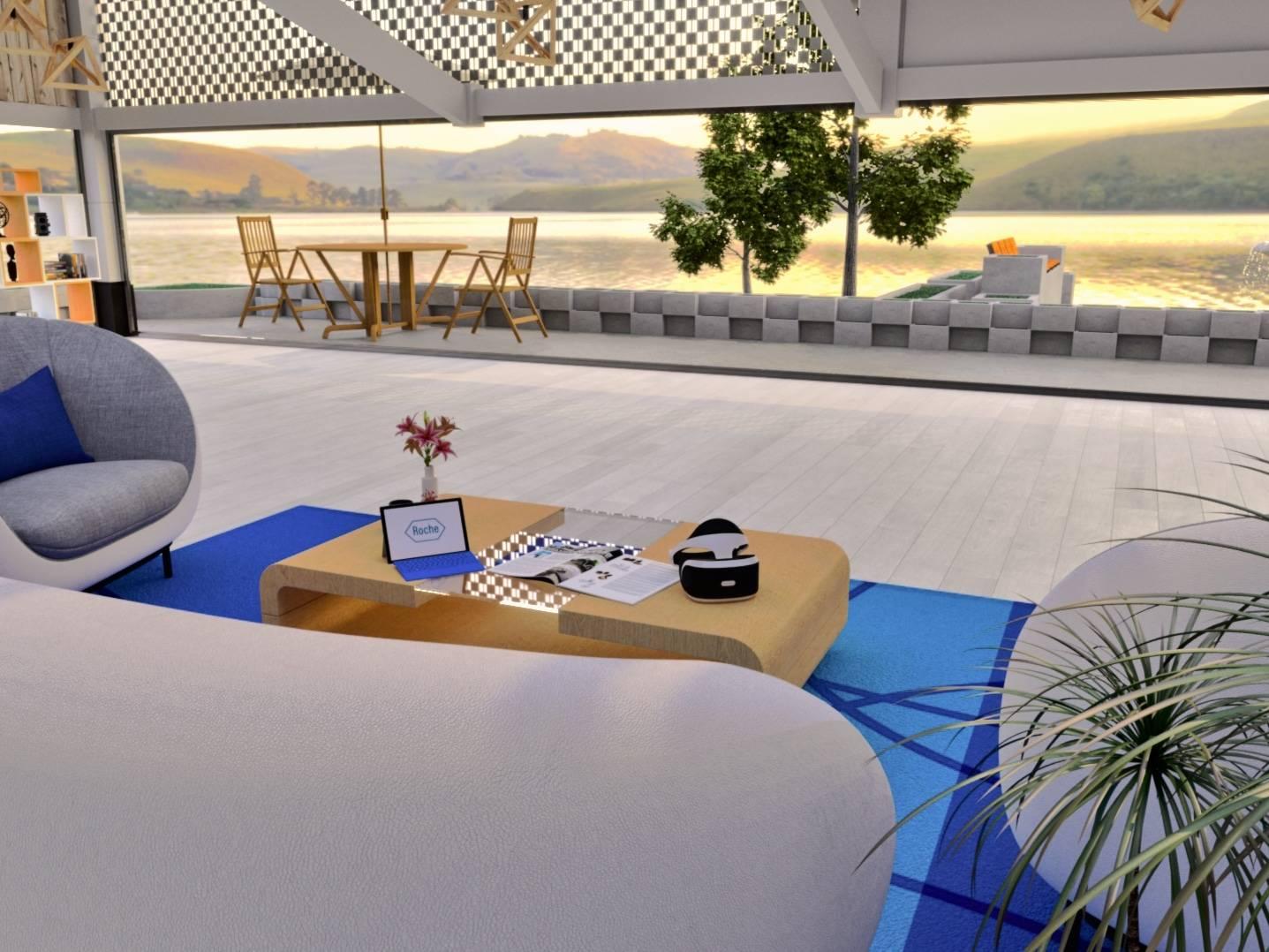 Player vidéo 360 Hub VR