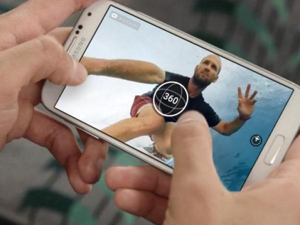 Vidéo 360 mobile facebook youtube