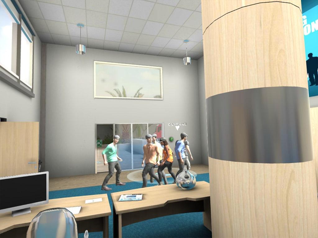 Animation 3D Réalité Virtuelle