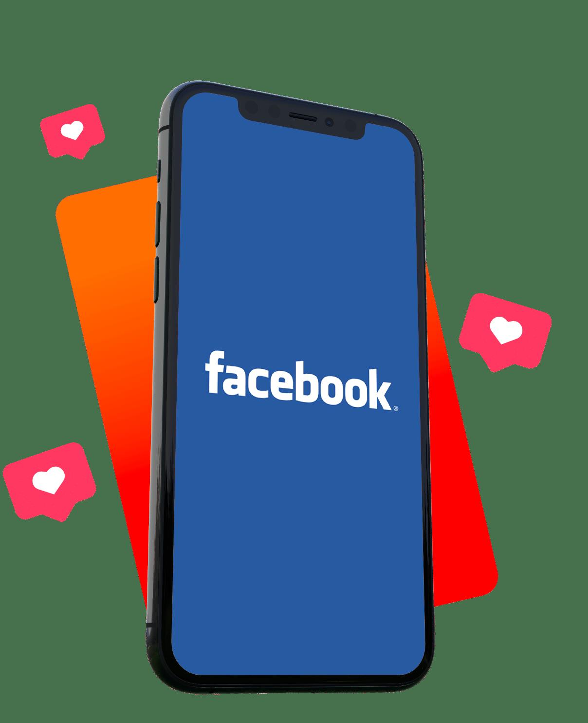 Création Filtre Facebook