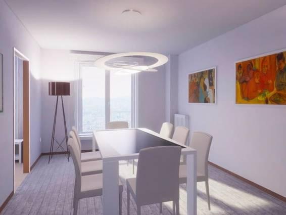 Modélisation 3D immobilier réalité virtuelle
