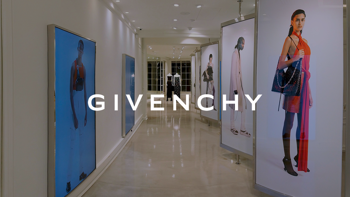 Groupe 5 - GIVENCHY