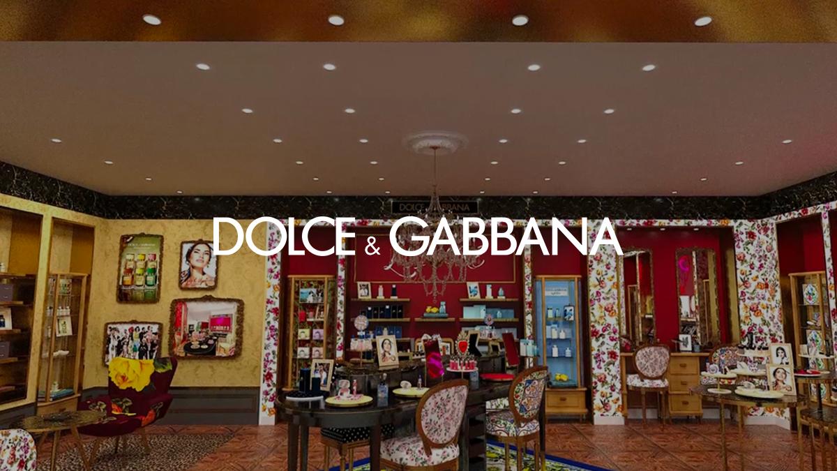 Groupe 7 - DOLCE & GABBANA