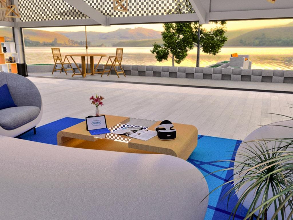 Hub VR